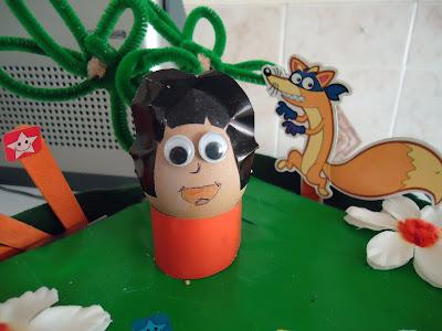 Dora The Egg-plorer