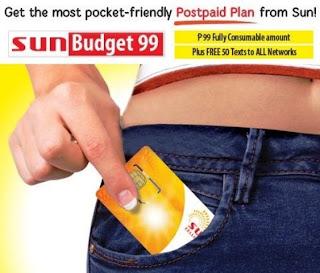 SUN Postpaid Plan 99