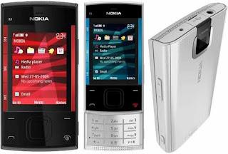 nokia x3 phone