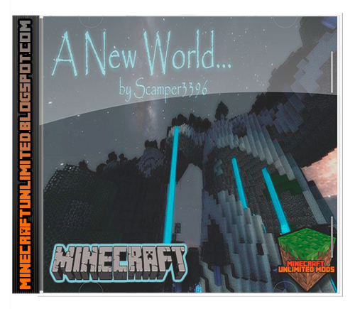 A New World Texture Pack Minecraft