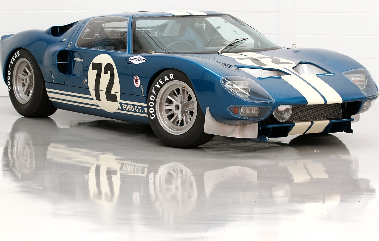 Shelby American Brought Two Gt Prototypes And Four Cobra Daytona Coupes To Florida In  For The Daytona Continental Team Manager Don Allen And Ford