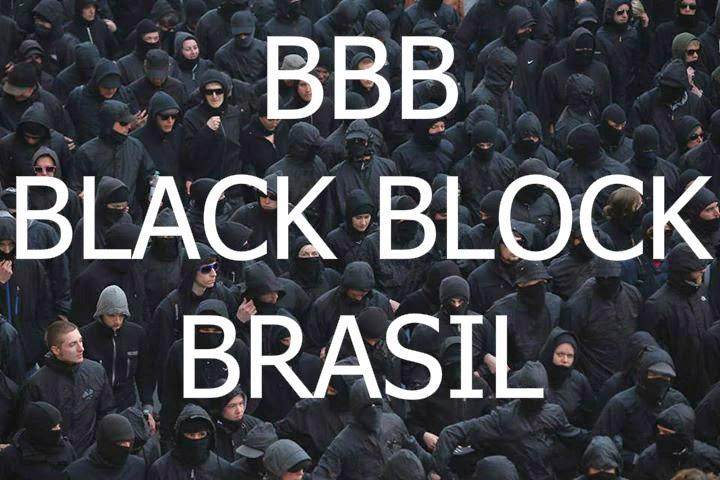 Black Block Brasil / BBB