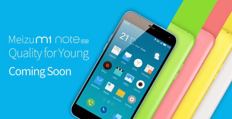 Meizu M1 Note,meizu, smartphone,