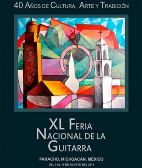 Feria Nacional de la Guitarra en Paracho