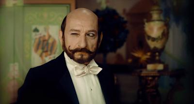 ben kingsley as magician, filmmaker george melies in hugo