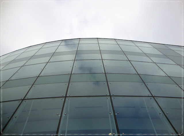staklena zgrada