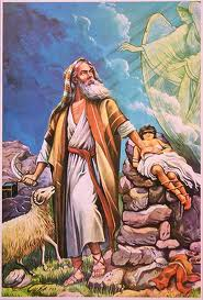 Abraham menyembelih Ismail