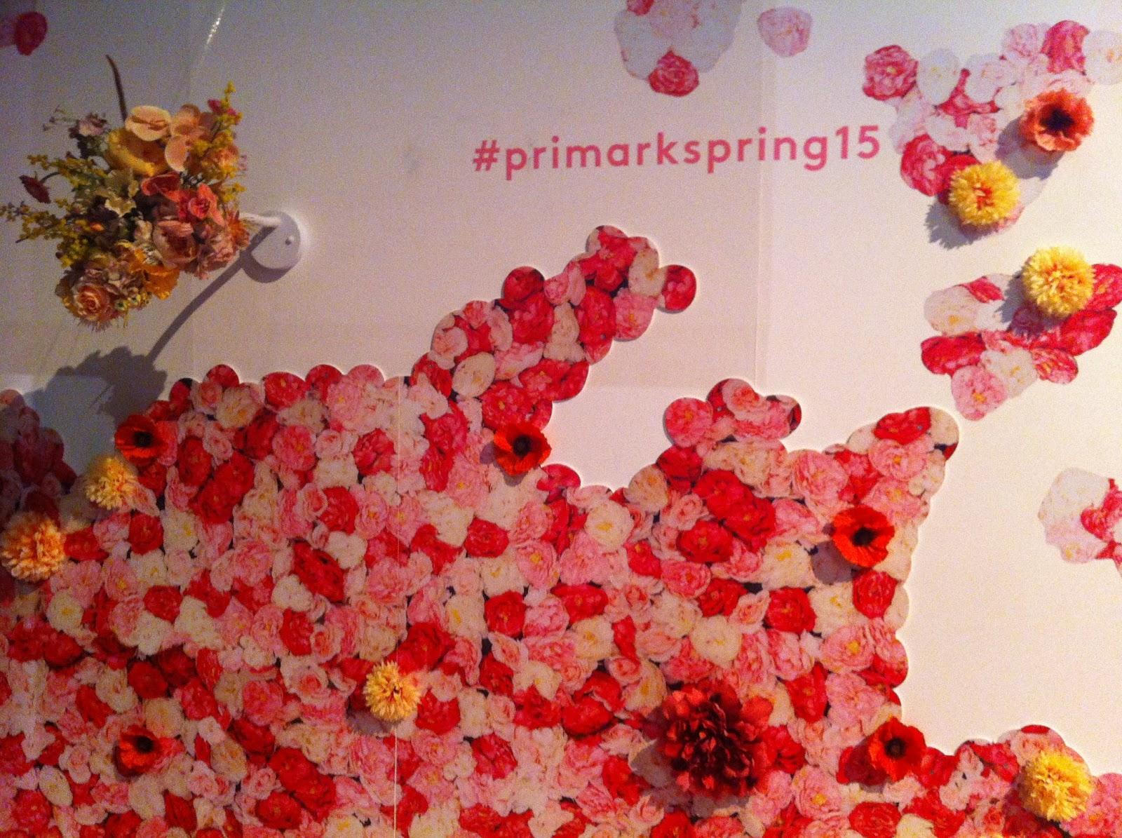 Primark Spring 2015 Press Day, 2015, high street fashion, press show, Primark,