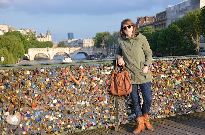 pont des arts paris candados