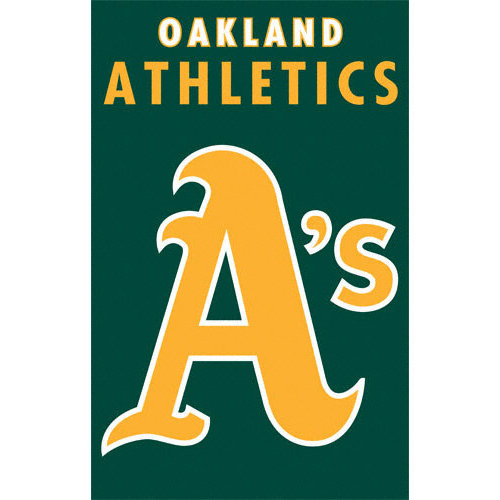 Oakland Athletics Logos
