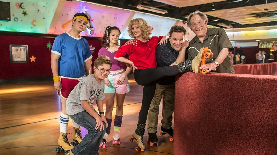 The Goldbergs - 6ª Temporada Legendada 2018 Série 720p HD HDTV completo Torrent
