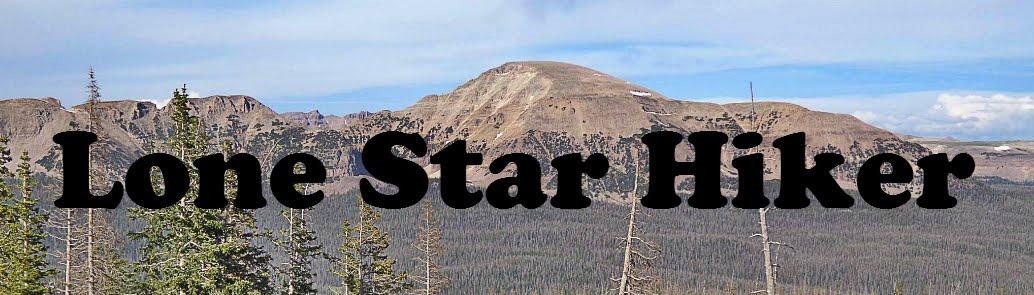 Lone Star Hiker