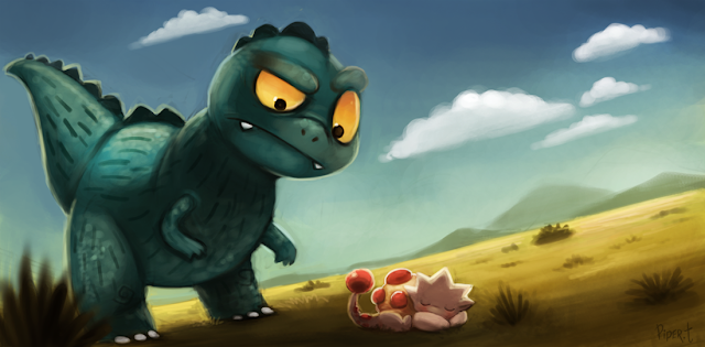 Piper Thibodeau anime , Cryptid Creations