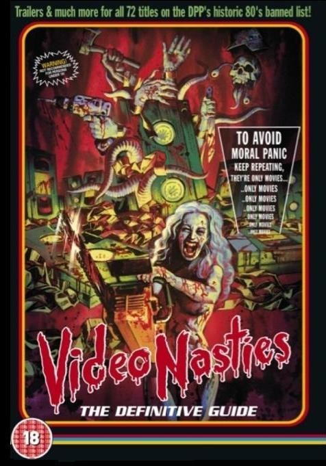 These were the Video Nasties. All of these films have long ago been passed ...