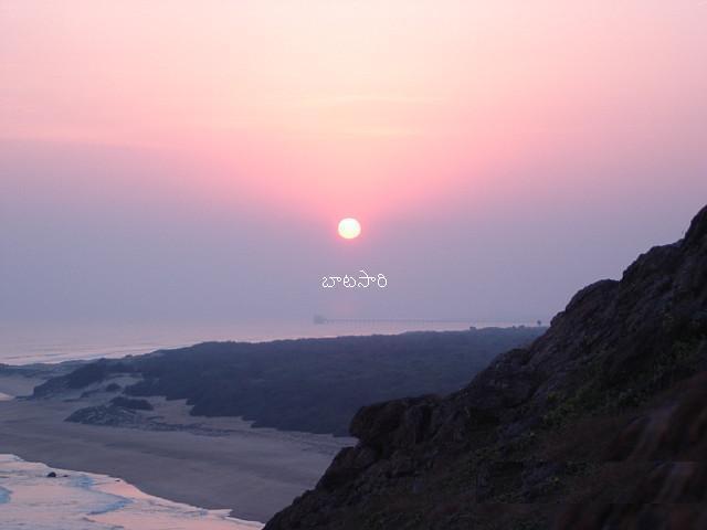 Images of Appikonda Beach, Andhra pradesh