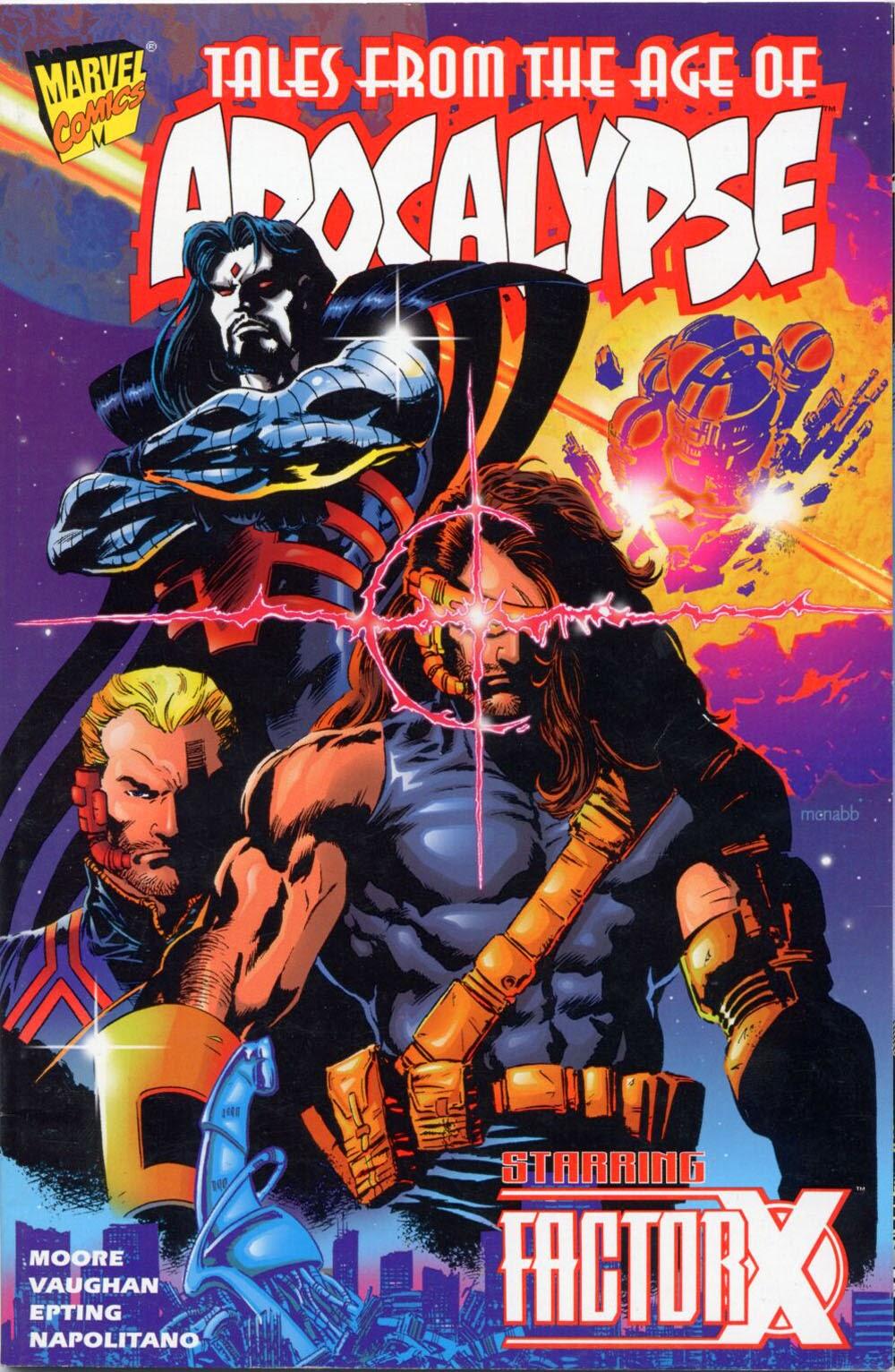 X-Men - A Era do Apocalipse #3