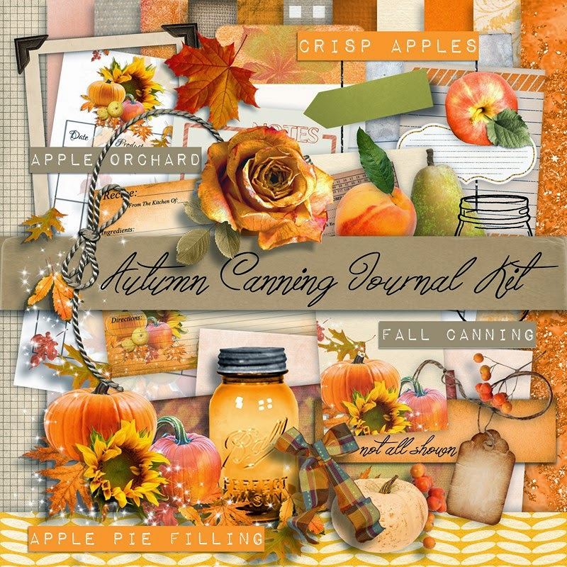 AUTUMN CANNING JOURNAL