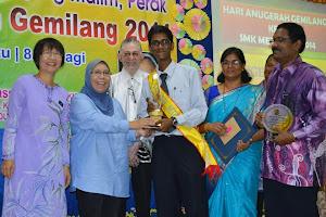 Hari Anugerah Gemilang MES Tg. Malim 2014