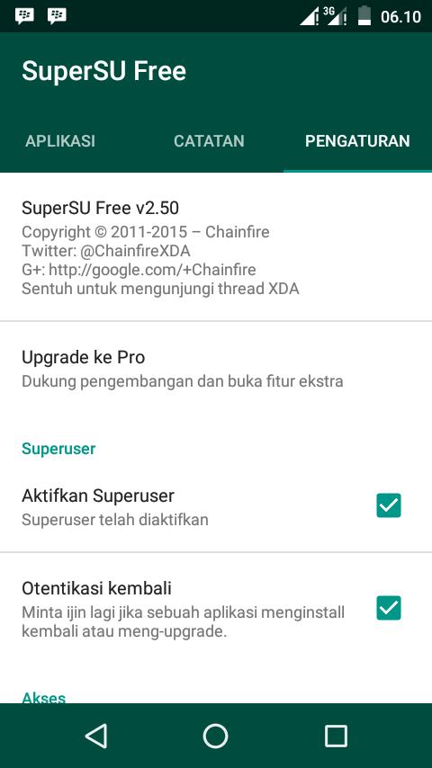 Cara auto klik android tanpa root 5