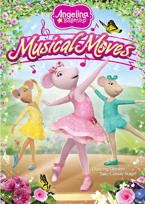 Angelina Ballerina Musical Moves