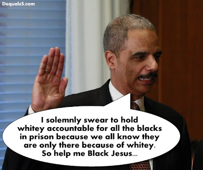 Eric Holder PRICK