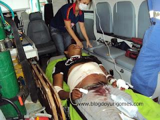 Mulher esfaqueia taxista em Cocal da Estação