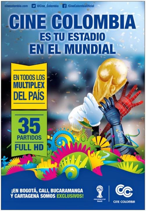 Cine-Colombia-transmitirá-Mundial-Fútbol-Brasil-2014
