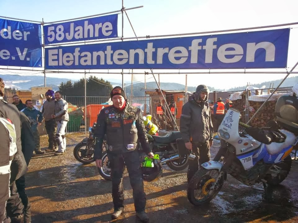 Elefantentreffen 2014 in sporty