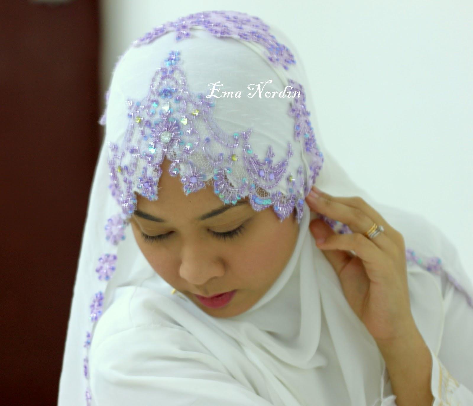 Pin Hijab Wedding Dress Abaya Fashion Ajilbabcom Portal Cake on ...