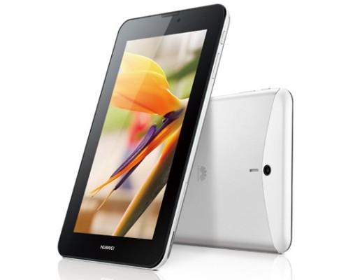 Annunciato oggi il nuovo tablet android quad core di Huawei della gamma Media Pad 7 con il nome Vogue