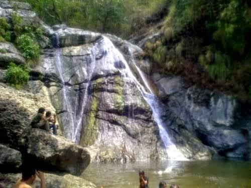Wisata Alam Air Terjun Lewaja Enrekang