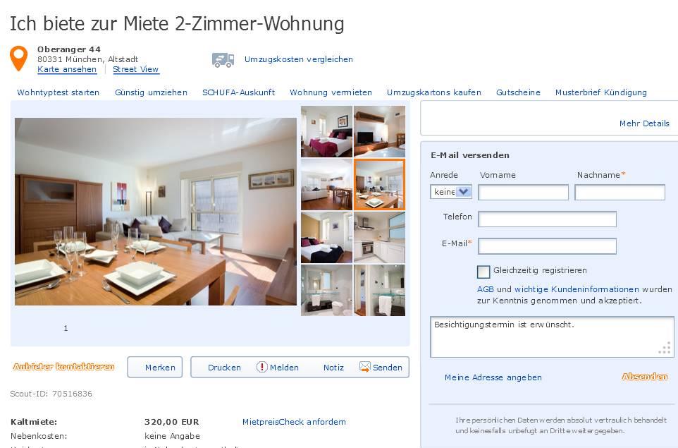 Katharina schulze09 hotmail for Ich suche wohnung in munchen