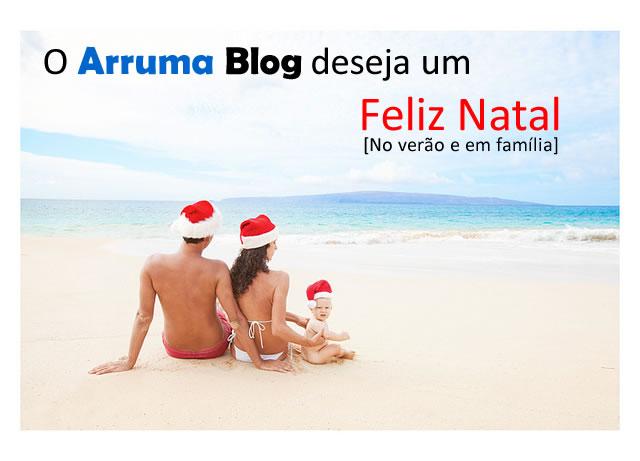 Imagem de Natal - Arruma Blog