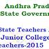 AP Junior Colleges Best Teachers Lecturers Award List Go 431-AP Go.No 431