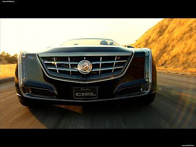 Cadillac Ciel Concept 2011
