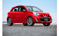 2015 Nissan Micra A Road Friendly Compact Vehicle
