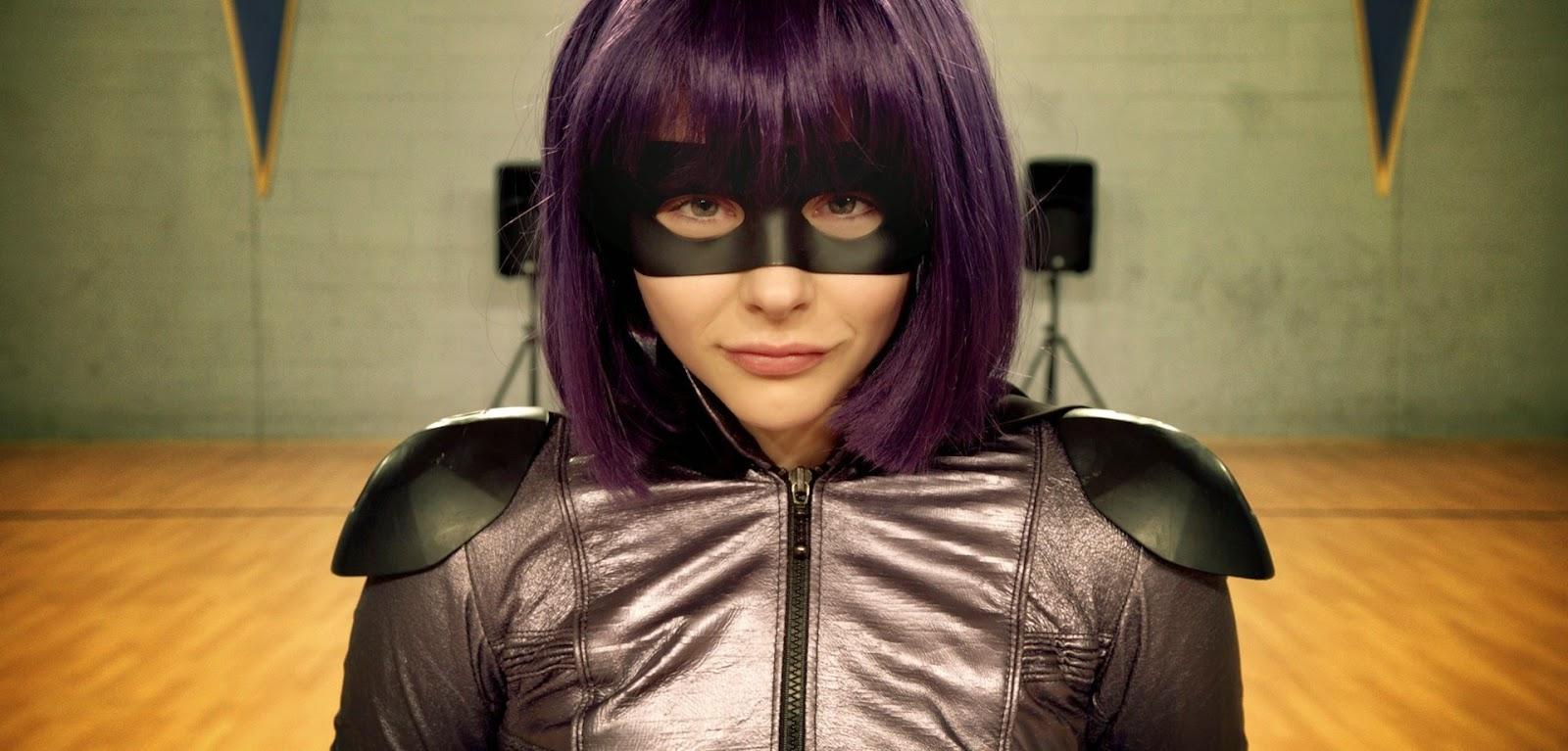 Chloe Moretz culpa pirataria por fracasso de Kick-Ass 2 & diz que o terceiro filme não irá acontecer