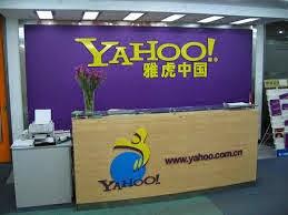 Kantor Yahoo di China yang akan tutup