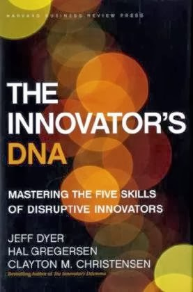 http://www.amazon.com/The-Innovators-DNA-Mastering-Disruptive/dp/1455892335