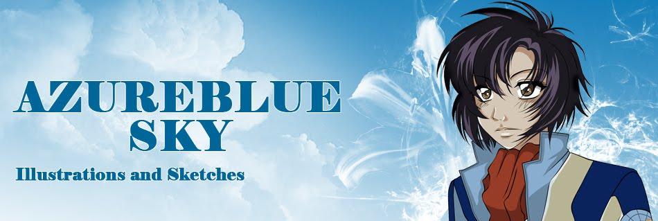 Azureblue Sky