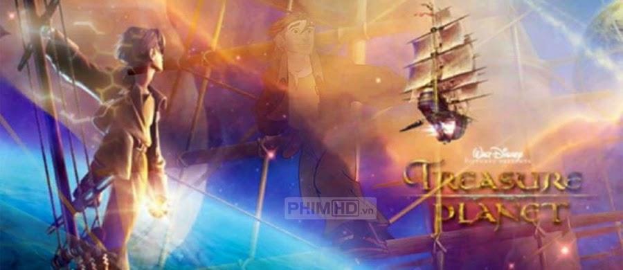Phim Hành Tinh Báu Vật VietSub HD | Treasure Planet 2002