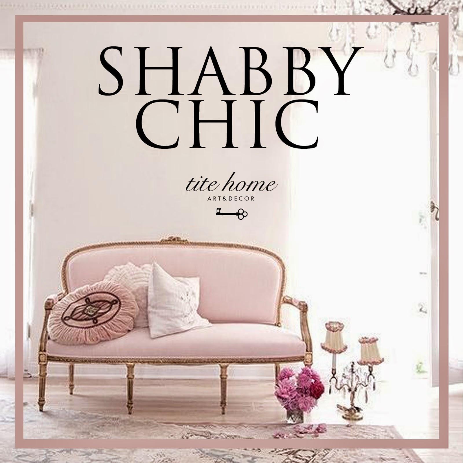 Cat Rumah Shabby - shab chic SHABBY CHIC