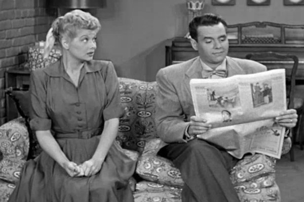 the show i love lucy essay