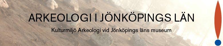 Arkeologi i Jönköpings län