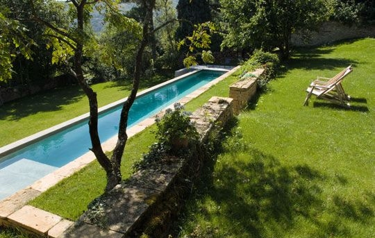 Images of Love: the chic french swimming pool