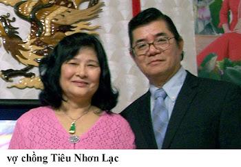 vợ chồng Tiêu Nhơn Lạc, New York