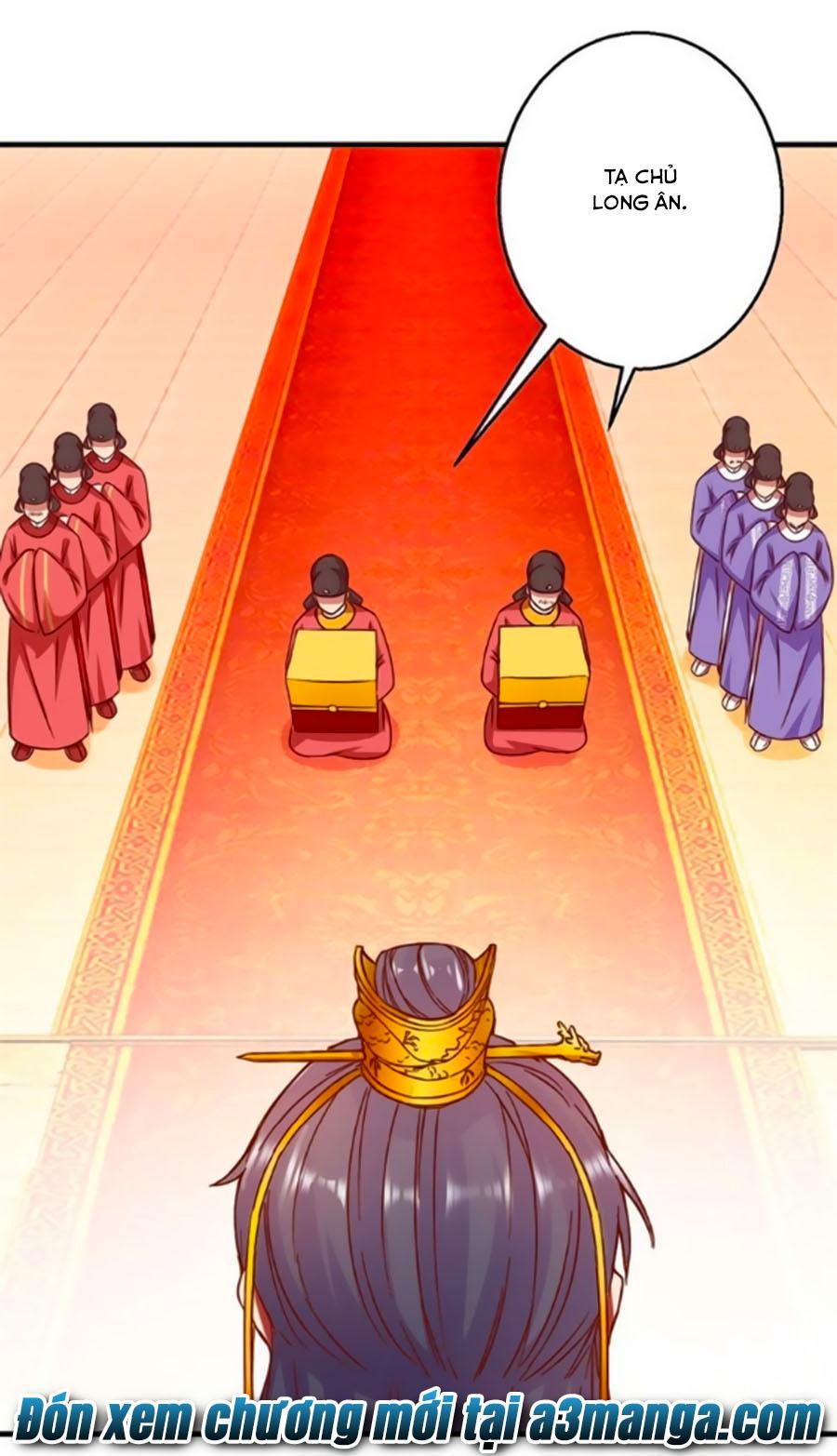 Hoàng Thượng Ở Trên, Thần Ở Dưới Chap 7 page 19 - Truyentranhaz.net