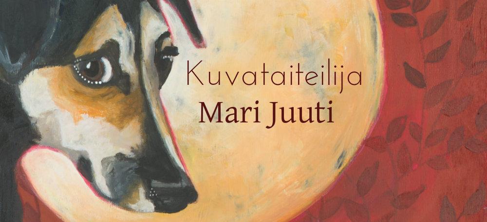 Kuvataiteilija Mari Juuti