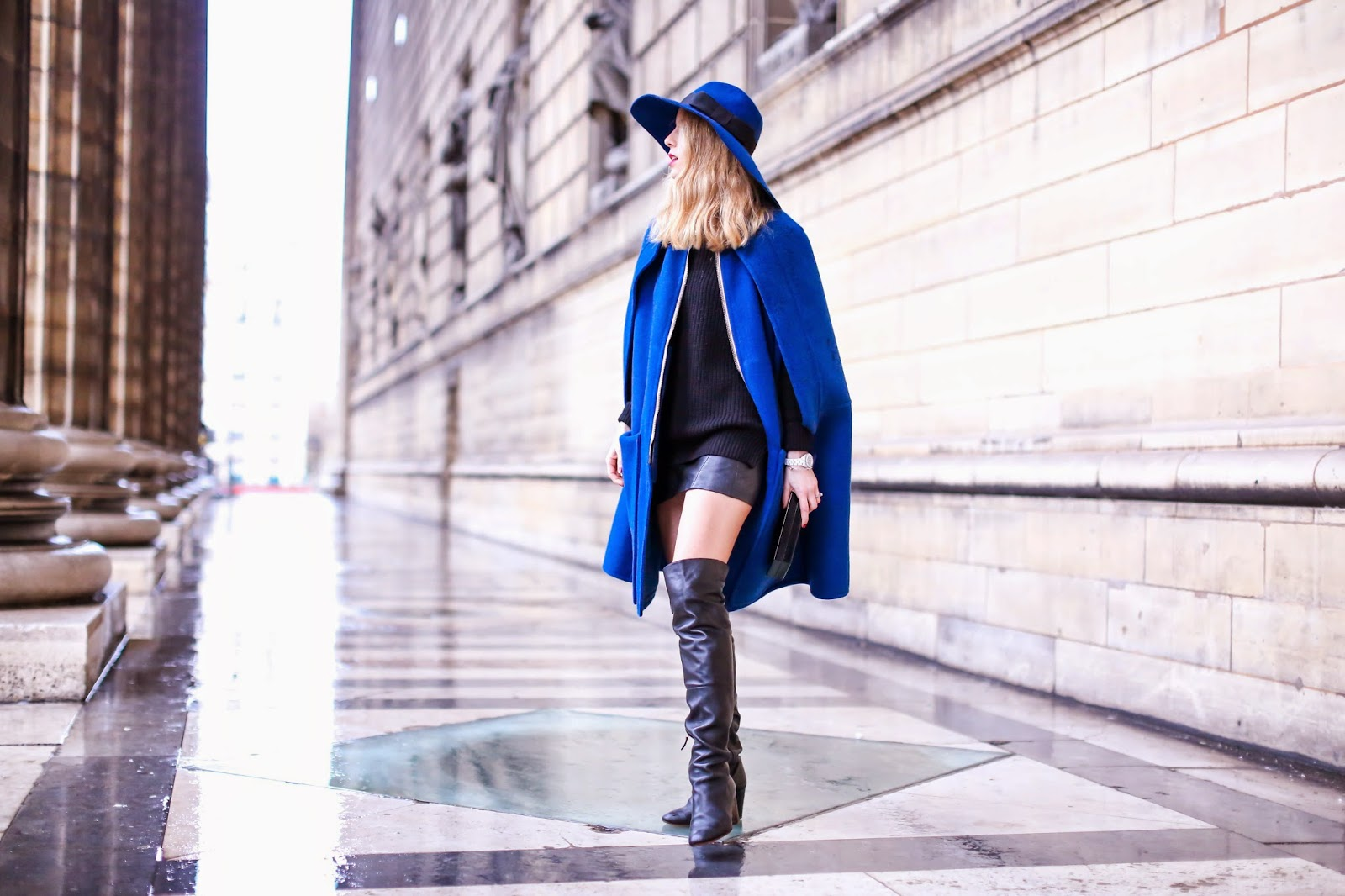 pardon my obsession, fashion blogger, the outnet, chloé, charlotte olympia, streetstyle, paris