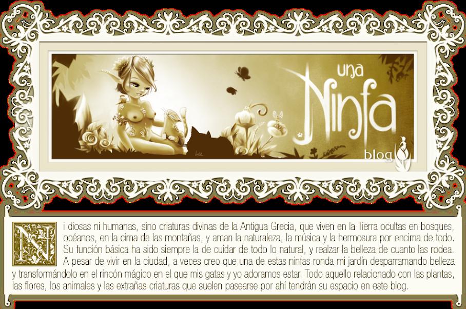Una Ninfa
